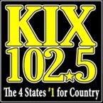Kix 102.5 102.5 FM United States of America, Joplin