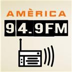 America 94.9 FM 94.9 FM Paraguay, Pedro Juan Caballero