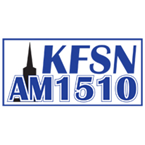 KSFN 1510 AM United States of America, Piedmont
