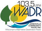 Janesville Community Radio 103.5 FM United States of America, Janesville