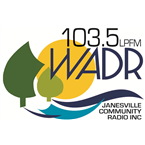 Janesville Community Radio 103.5 FM USA, Janesville