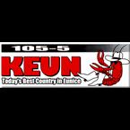 KEUN-FM 105.5 FM USA, Lafayette