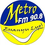 90.8 Metro fm Uganda 90.8 FM Uganda, Kampala