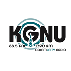 KGNU Community Radio 1390 AM USA, Colorado Springs