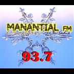 Manantial FM 93.7 93.7 FM Paraguay, Pedro Juan Caballero