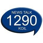 News/Talk 1290 KOIL 1290 AM USA, Omaha