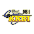 KKBI 106.1 FM USA, Broken Bow