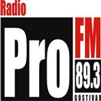 PRO FM 89.3 FM North Macedonia