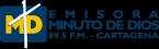 Emisora Minuto de Dios 89.5 FM Colombia, Cartagena