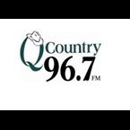 KKCQ-FM 96.7 FM United States of America, Fosston