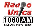 RADIO UNICA 1060 AM 1060 AM USA, South Salt Lake