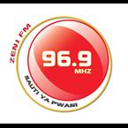 ZENJI FM 96.9 FM Tanzania, Zanzibar