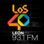 LOS40 León 93.1 FM 93.1 FM Mexico, León