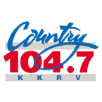Country 104.7 KKRV 104.7 FM USA, Wenatchee-Moses Lake
