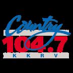 Country 104.7 KKRV 104.7 FM USA, Wenatchee-Moses Lake