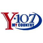 My Country Y107 107.1 FM USA, Little Rock