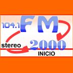 FM 2000 104.1 FM Argentina, Villa Maria
