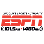 ESPN 1480 1480 AM United States of America, Lincoln