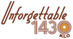 Unforgettable, 1430, KLO 1430 AM United States of America, Salt Lake City
