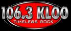 KLOO-FM 106.3 FM United States of America, Eugene