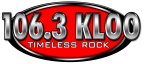KLOO-FM 106.3 FM USA, Eugene-Springfield