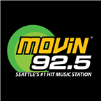 MOViN 92.5 92.5 FM USA, Seattle-Tacoma