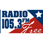 KXXF 105.3 FM United States of America, Beaumont
