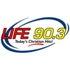 Life Radio 90.3 90.3 FM United States of America, Poplar Bluff