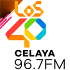 Los 40 Celaya 96.7 FM Mexico, Celaya
