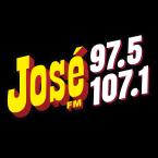 Jose 97.5 FM y 107.1 FM 107.1 FM USA, Arcadia