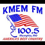KMEM-FM 100.5 FM United States of America, Memphis