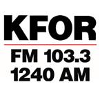 KFOR 1240 AM 103.3 FM 103.3 FM United States of America, Lincoln