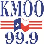 KMOO-FM 99.9 FM USA, Tyler-Longview