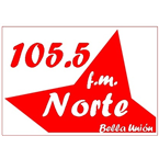 Stereo Norte 105.5 FM Uruguay, Bella Unión