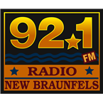 KNBT 92.1 FM United States of America, San Antonio
