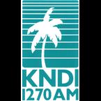 KNDI 1270 AM USA, Honolulu