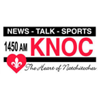 KNOC 1450 AM United States of America, Natchitoches