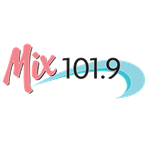 Mix 101.9 101.9 FM United States of America, Monroe