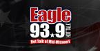Eagle 93.9 96.3 FM United States of America, Columbia