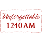 Unforgettable 1240 1240 AM USA, Monterey
