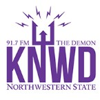 KNWD 91.7 FM USA, Natchitoches