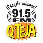 Q'Teja 91.5 FM 91.5 FM Costa Rica, San José
