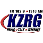Newstalk KZRG 1310 AM United States of America, Joplin