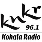 KNKR 96.1FM 96.1 FM USA, Hawi
