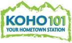 KOHO-FM 101.1 FM United States of America, Wenatchee