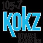 KOKZ 105.7 FM USA, Waterloo