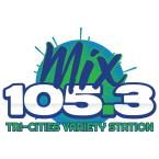 Mix 105.3 105.3 FM USA, Tri-Cities