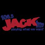 106.5 Jack FM 106.5 FM USA, Jacksonville