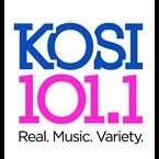 KOSI 101.1 101.1 FM USA, Denver