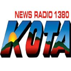 KOTA 1380 AM USA, Rapid City